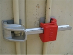 Containerschloss Claw-Lock