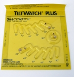 Transportindikator Tiltwatch Plus